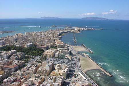 Une ville sicilienne por le moins spéciale... (Photo DR)