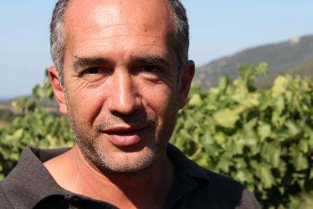 Gilles Seroin, Domaine Sant Armettu. Photo Agnieszka Kumor