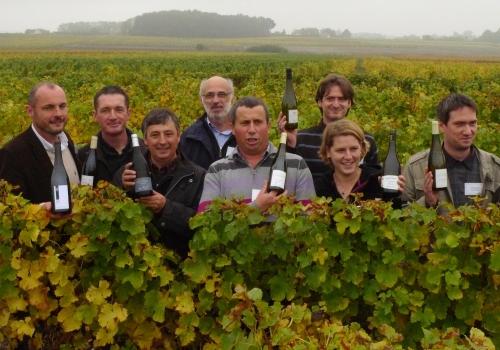 les 8 vignerons de Oisly