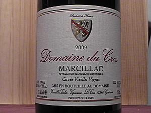 marcillac_domaine_du_cros_cuvee_vieilles_vignes_2009