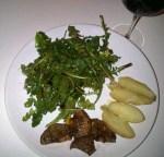 assiettes de mourres, pdt et pinets (2)