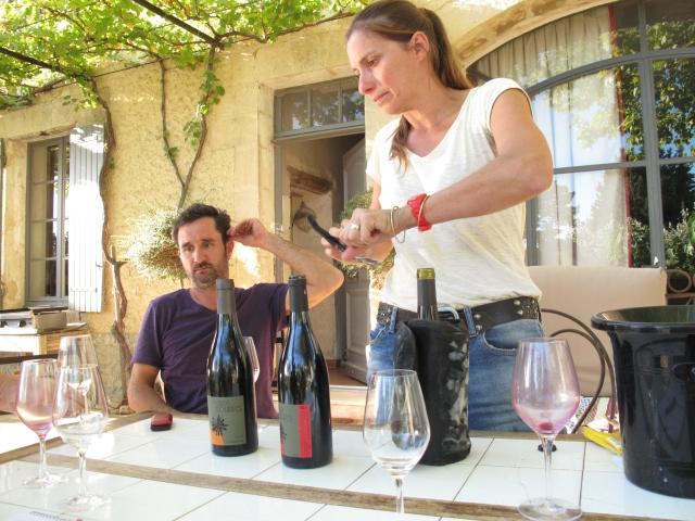 Côtes du Rhône néo vignerons 123