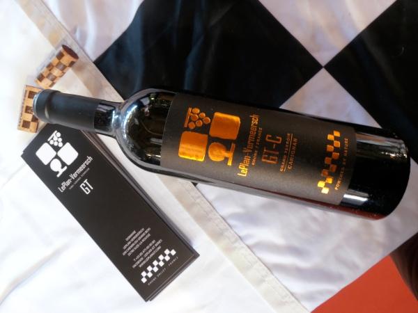 Une bien belle bouteille... Photo©MichelSmith