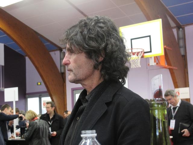Yves Gangloff fatigué mais serein