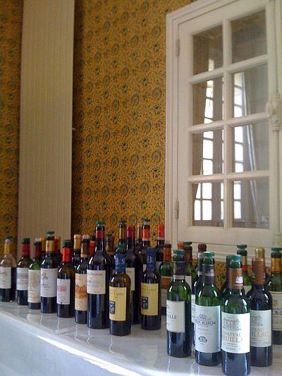 Les Žchantillons 2012 chez Derenoncourt  Consultants. Photo Agnieszka Kumor