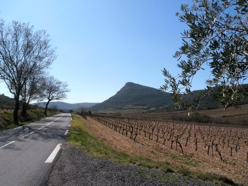 Le Pic de Vissou, haut-lieu de Cabrières. Photo©MichelSmith