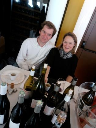 Diane et Philippe Cauvin, venus de Fronton. Photo©MichelSmith