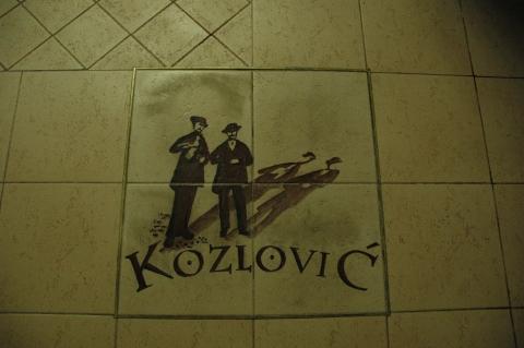 florr detail et Koslovic