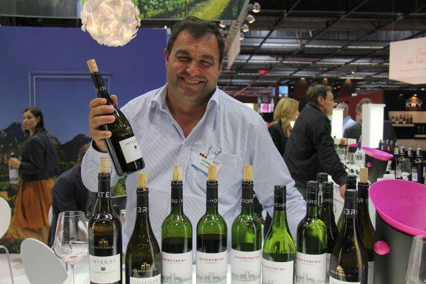 8. Anton Beukes, propriétaire de Hoopenburg en Afrique du Sud. Photo Agnieszka Kumor