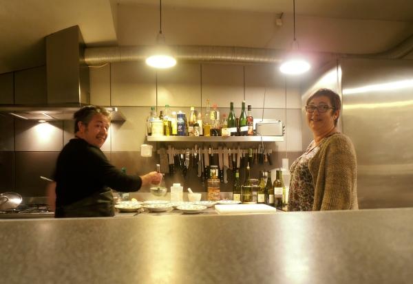 En cuisine, ce sont des chefs ! Photo©MichelSmith