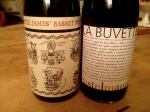 mes deux vins de la semaine
