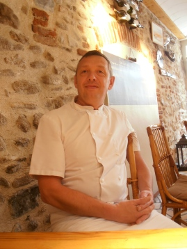 Et Laurent, son chef de mari. Photo©MichelSmith