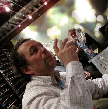 Je n'attends plus que les vins de Michel Chapoutier. Viendront-ils cette année ? Photo©MichelSmith