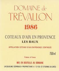 Trevallon 1