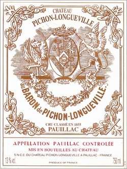 chteau-pichon-longueville-baron-1999-2me-cru-class-75-cl1