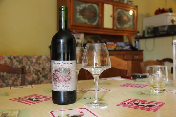 5. Vin confidentiel, Clos de Sarcone. Photo Agnieszka Kumor