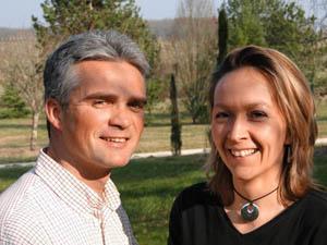 Amelie et Michaël