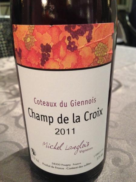 Michel Langlois 11Champ de la Croix