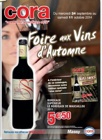 Emeric sauty de chalon les 5 du vin for Cora 11 novembre