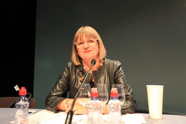 Jancis Robinson MW – one of the keynote speakers