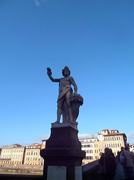 Ave Firenze ! Photo©MichelSmith