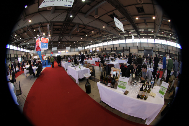 A tale of two wine salons mill simebio and the salon des for Salon vin montpellier