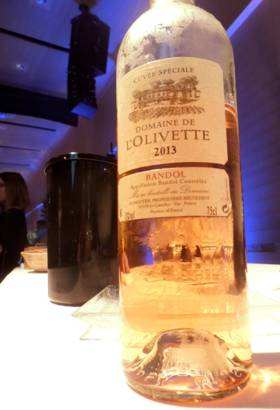 L'Olivette, plus que bien noté en 2005 et remarquable en 2013 ! Photo©MichelSmith