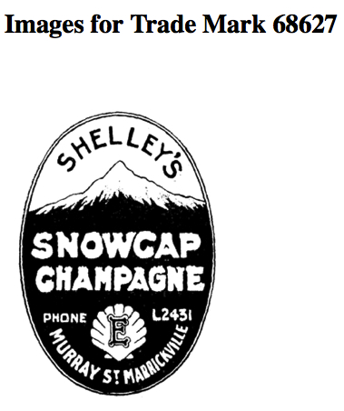 Shelleys Snowcap Champagne pic