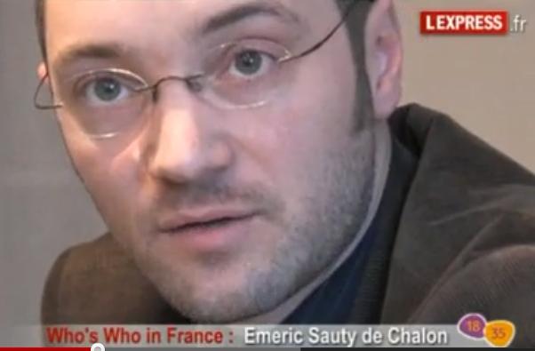 Emeric Sauty de Chalon