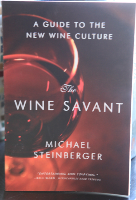 Michael Steinberger: The Wine Savant