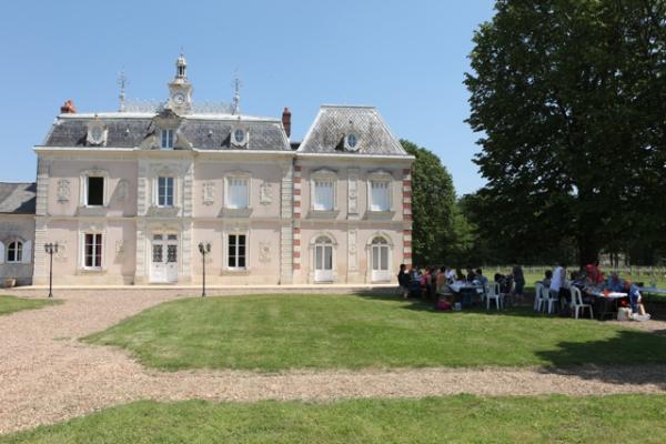 Château d'Aulée, Azay-le-Rideau