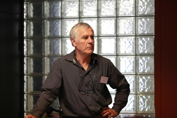 Emmanuel Bouchard, président du syndicat des vignerons de Valréas