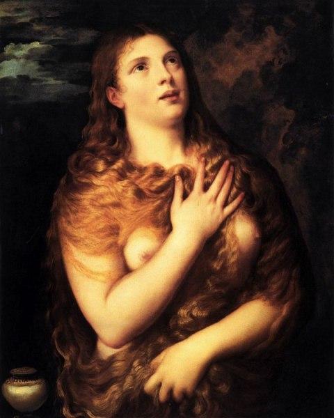 Marie-Madeleine de Titien