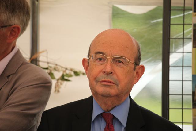 Jean Germain @Benais June 2012.