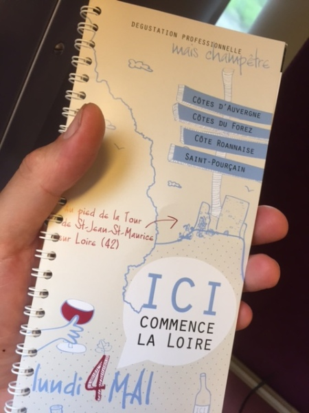 ICI COMMENCE LA LOIRE