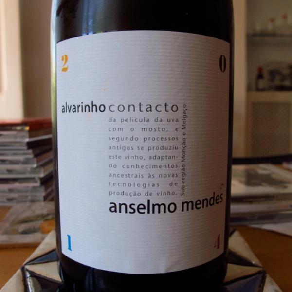 2014 Contactos, Alvarinho, Anselmo Mendes, just 5.99€!