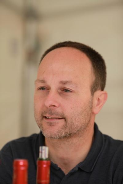 Eric Santier, Domaine Dozon, Ligré, Chinon