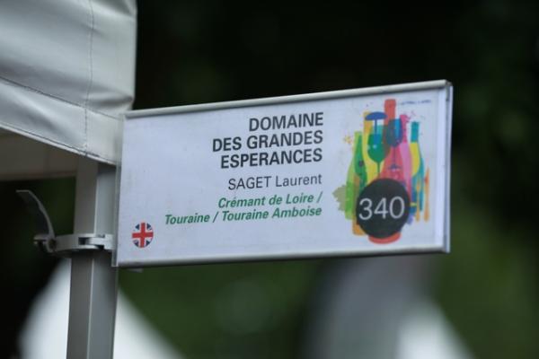Domaine des Grandes Espérances, Laurent Saget
