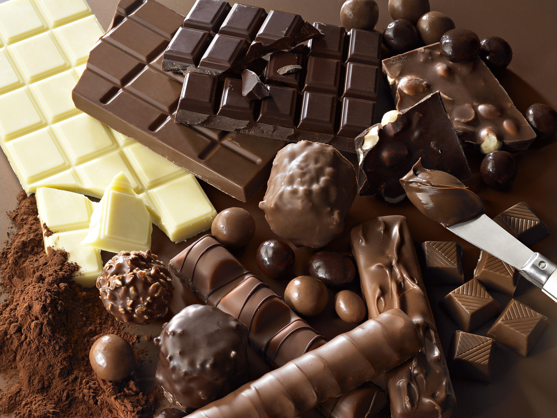 Chocolat - en manger à la fin du repas ?