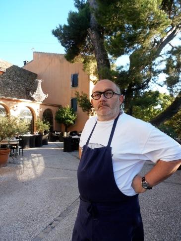 Vincent Pousson, dégustateur et orchestrateur du dîner. Photo©MichelSmith