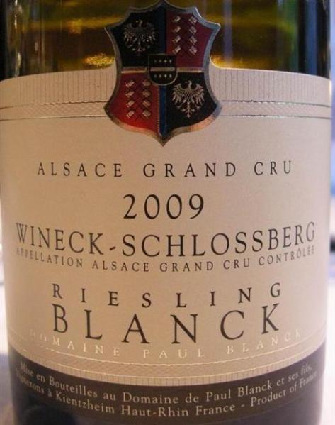 Wineck Shlossberg