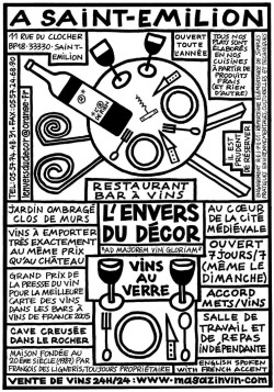 bar Envers du Décor