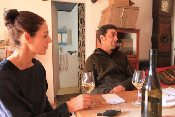 Caroline et Antoine Fa