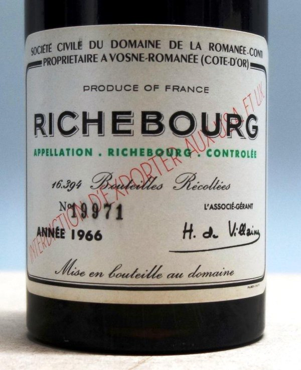 Richebourg 1966 photo