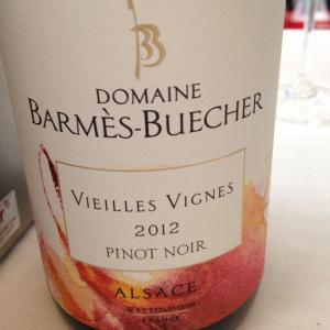 domaine-barmes-buecher-vieilles-vignes-pinot noir2012