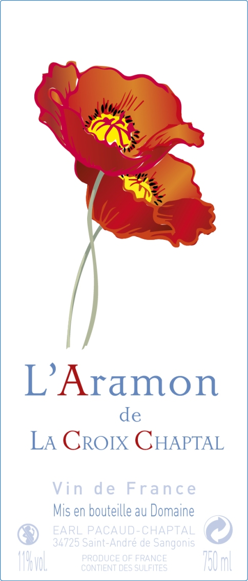 Etiquette L'Aramon