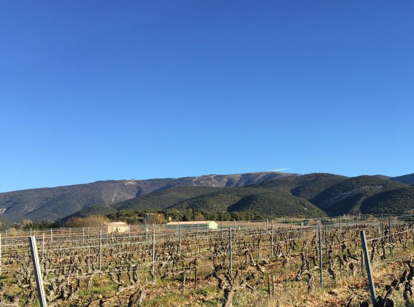La Banate Rousset les Vignes