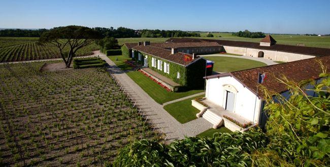 La tour de mons les 5 du vin for Chateau meyney
