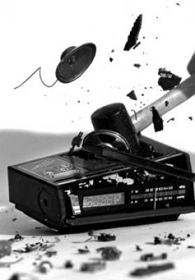 radio-cassee