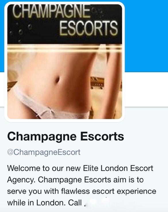 Champagne Escorts